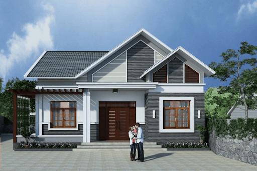 Dự toán chi phí xây nhà cấp 4 50m2 hết bao nhiêu tiền?