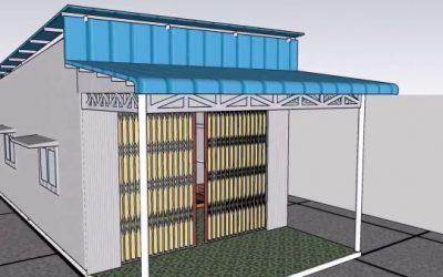 Tại sao nên xây dựng thiết kế nhà tiền chế cấp 4?