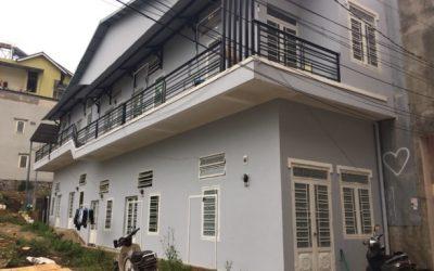 Giải pháp xây nhà trọ 125m2 tiết kiệm chi phí nhất